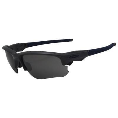Oakley OO 9364-0267 FLAK DRAFT Matte Dark Grey w/ Black Iridium Sport Sunglasses for sale  Shipping to Canada