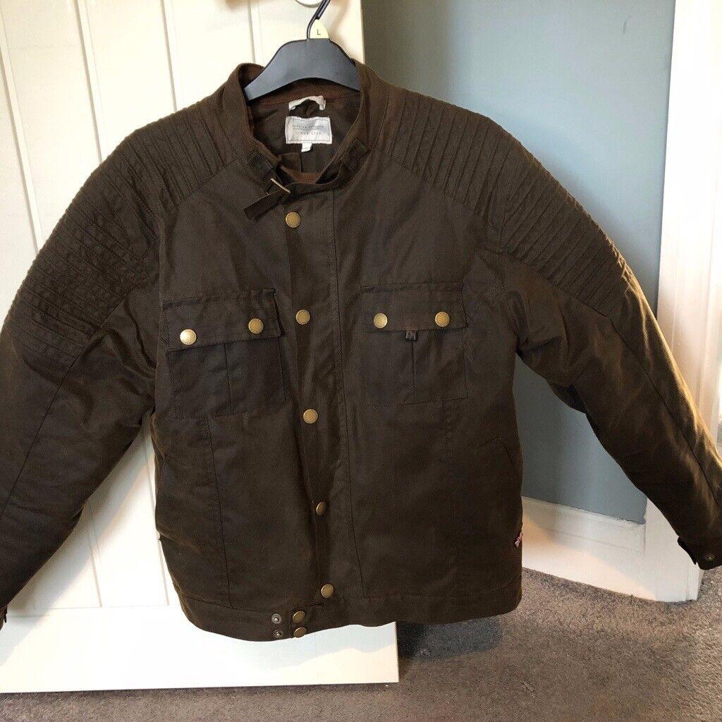 b8d31103f Mens Peregrine Burnham wax jacket