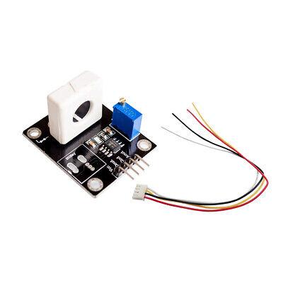 Dc5v Current Sensor Module Board Overcurrent Protection Dc70a Ac50a