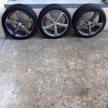 TYRES & RIMS PERFECT FOR A TRAILER!!! Paynesville East Gippsland Preview