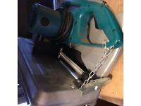 Makita 2414nb Metal Cutting Chop Saw 110V Almost new