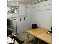 Artist / Maker's Desk Space in Preston Circus available 10th September 2017