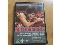 The Millionaires DVD