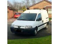 PEUGEOT EXPERT 1.9 diesel van for sale or swap