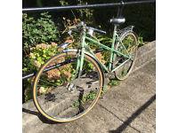 Vintage Peugeot bike for sale