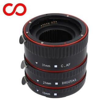 Extension Tube Set (Canon) (13mm + 21mm + 31mm)