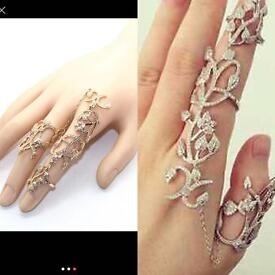 New style long ring