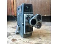Bell & Howell Model 393 Perpetua Electric Eye 8mm Movie Cam Cine Vintage Camera