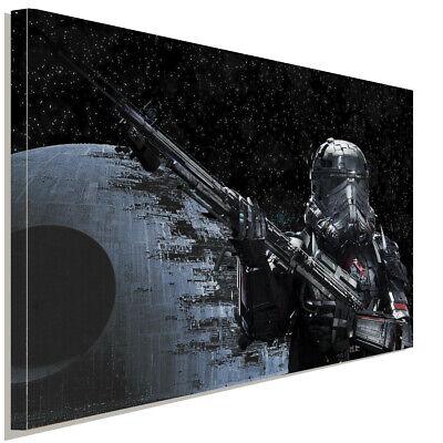 er 2 Leinwandbild AK Art Bilder Wanddeko Wandbild Kunstdruck (Stormtrooper 2)