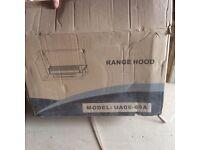 Brand new unboxed Range hood extractor UA06 60A