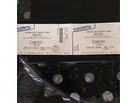 Mallory Knox tickets