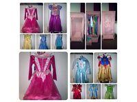 10 Waltz Disney princess dresses