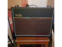 VOX AC30-VR Guitar Amplifier