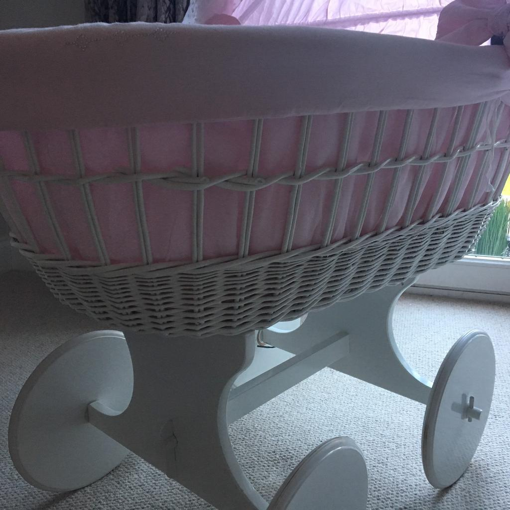 Leipold crib for sale - Leipold Crib For Baby Girl 100 For Quick Sale