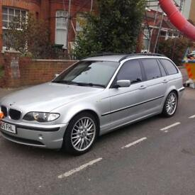 BMW 320i estate