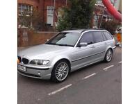 BMW 320i estate