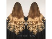 Luxurious Hair Extensions-worn by celebrities (NANO rings,KERATIN,LA WEAVES,MICRO WEFT) Discounts!