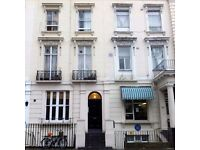 Lovely Studio with private garden Available in Queensborough Terrace, W2