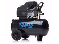 50 Litres Compressor For Sale £60 ono