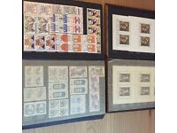 Stamp collection Czechoslovakia 1970 onwards