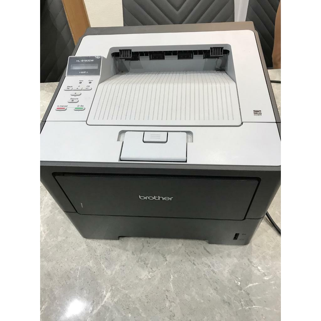 Brother Hl 6180dw Toner Printer See