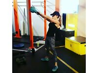Experienced energetic female mobile personal trainer covering london