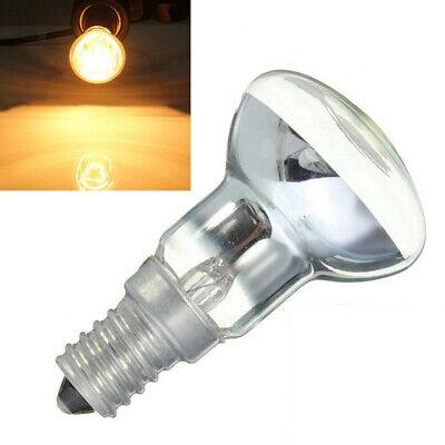 2 Stück R39 30W Lava Lampen Birne E14 Sockel Ersatz Reflektor Scheinwerfer
