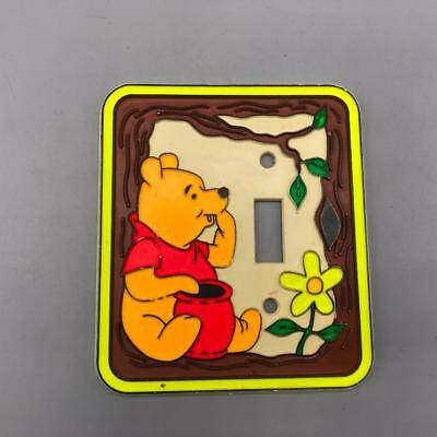 Vintage Winnie The Pooh Classic Decorative Switchplate Cover
