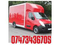 MAN&VAN HIRE LOCAL REMOVAL HOUSE FLAT ROOM OFFICE FURNITURE PACKING DELIVERY SERVICE ASAP