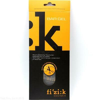 Fizik Bar Gel 4 Pieces Under tape Handlebar Pads 2.5mm Thick comfort Gel