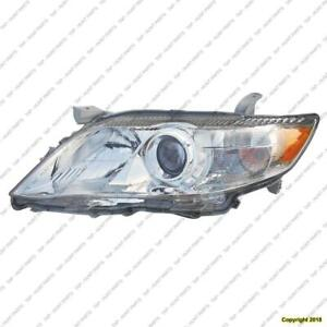 Head Light Driver Side Base-Le-Xle Usa Built Toyota Camry 2010-2011