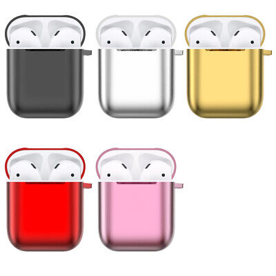 For Apple AirPods Earphones Shockproof Full Protective Case Cover Skin Pouch