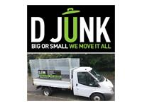 ❗️Same day service❗️D Junk Rubbish Removal glasgow and surrounding areas.