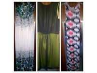Large womens clothing bundle, mostly new items, size 6-8