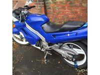 Kawasaki zzr 250 cc