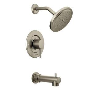 NEW Moen T3293BN Align Moentrol Tub/Shower, Brushed Nickel