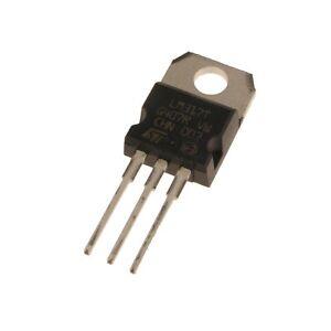 10 LM317 T Spannungsregler TO220 LM 317 T Voltage Regulator TO-220 853410