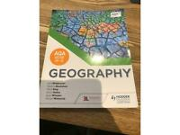 GCSE Geography textbook