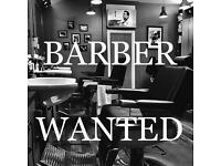 Barber Wanted / Barber Job