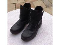 Daytona motorcycle boots - Size 40