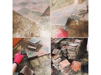 300 x Victorian Quarry Tiles