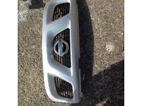 Nissan terrano grill