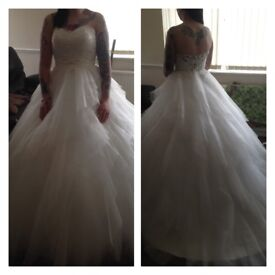 Wed2b wedding dress
