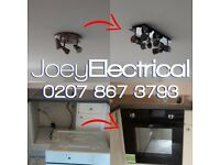 London Electrician | Qualified & Insured | Emergencies & Appointments | CALL NOW 0207 867 3793