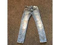 Boys Diesel jeans