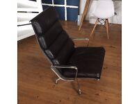 Eames Soft Pad Lounge Chair - Vitra - EA216
