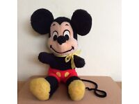 Collection of DISNEY Soft Toys