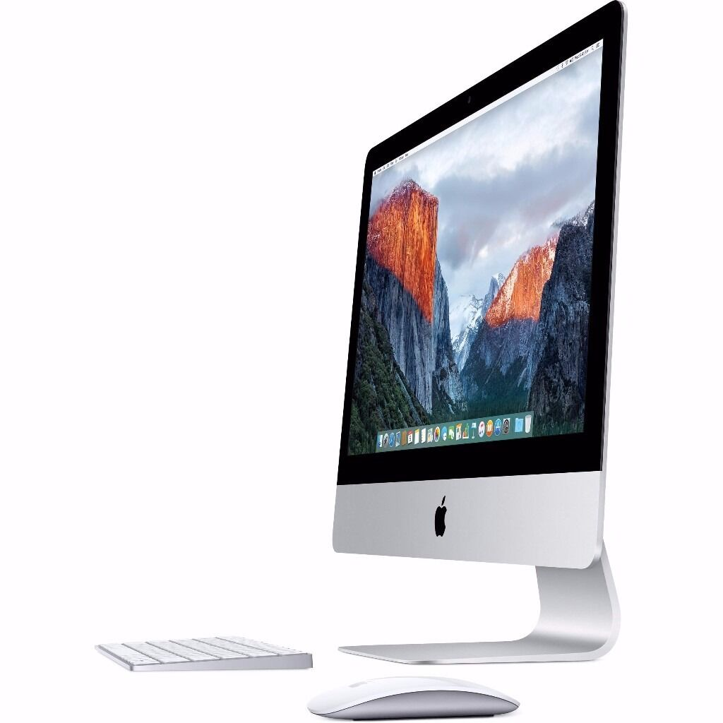 "Imac 2015(late 2015in Ipswich, SuffolkGumtree - Apple iMac A1418 21.5"" Desktop MK142B/A (October, 2015) The Apple iMac A1418 Desktop Computer renders a good performance and multitasks with efficiency. It has an integrated 8 GB LPDDR3 SDRAM memory and Intel Iris Pro 6200 graphics processor. This..."