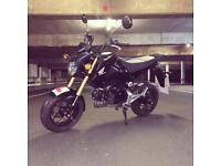 MSX Honda 125