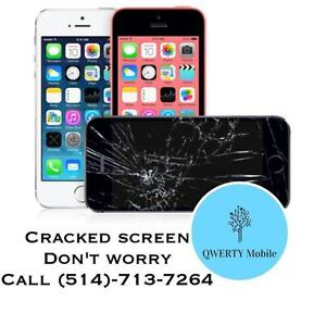 *** RÉPARATION CELLULAIRE A LAVAL *** - PROFESSIONAL REPAIRS - iPHONE 4/4s/5/5s/5c/6/6+